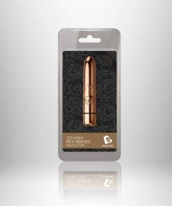 Mini vibrator 10 Speed Rose Gold Rocks Off jucarii sex