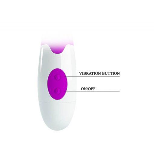 Vibrator Iepure Pretty Love Peter Purple jucarii femei