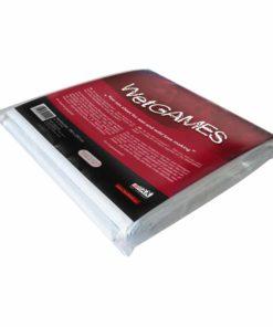 Cearsaf Vinyl Alb Wetgames