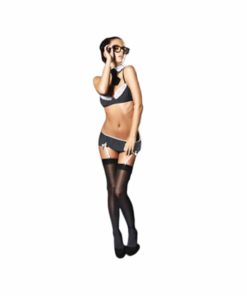 Costum Sexy Secretary Baci