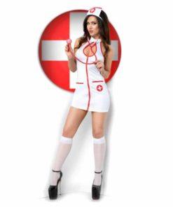 Costum de Asistenta Chilirose