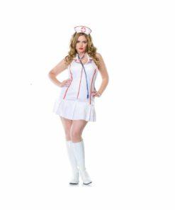 Costum de Asistenta Medicala