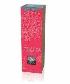 Gel Stimulator Clitoris Shiatsu