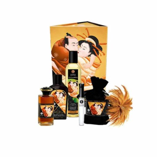 Set Cadou Sweet Kisses Shunga