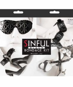 Set Fetish Sinful Bondage Kit