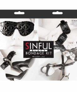 Set Fetish Sinful Bondage Kit