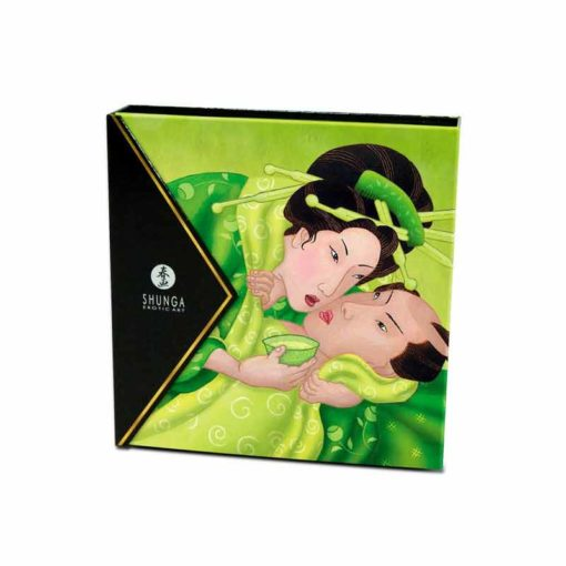 Set cadou Geisha's Secrets Green Tea