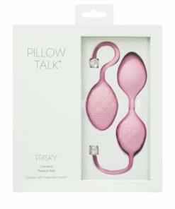 Bile Kegel Frisky Pleaure Pillow Talk