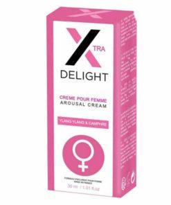 Crema Stimulatoare Clitoris X Delight