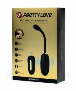 Ou Vibrator Pretty Love Royal Pleasure Doreen