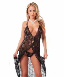 Rochie-Sexy-cu-Dantela-Rimba-Nightdress