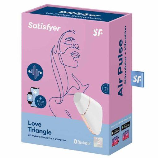 Stimulator Clitoris Satisfyer Love Triangle
