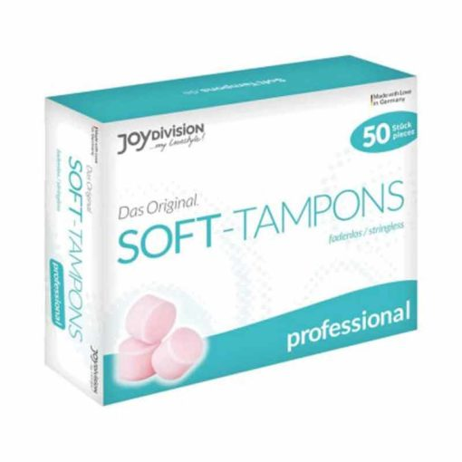 Tampoane Profesionale Soft Tampons 50 Bucati