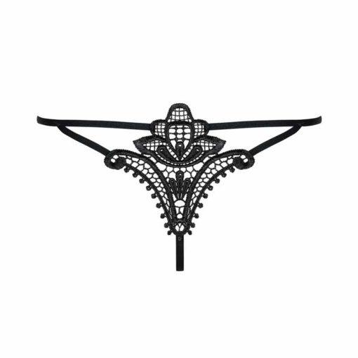 Bikini Luiza Obsessive L/XL Negru