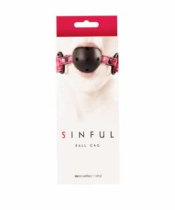 Calus Sinful Ball Gag NS Toys