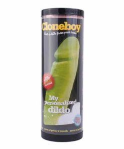 Dildo Personalizat Cloneboy Fosforescent