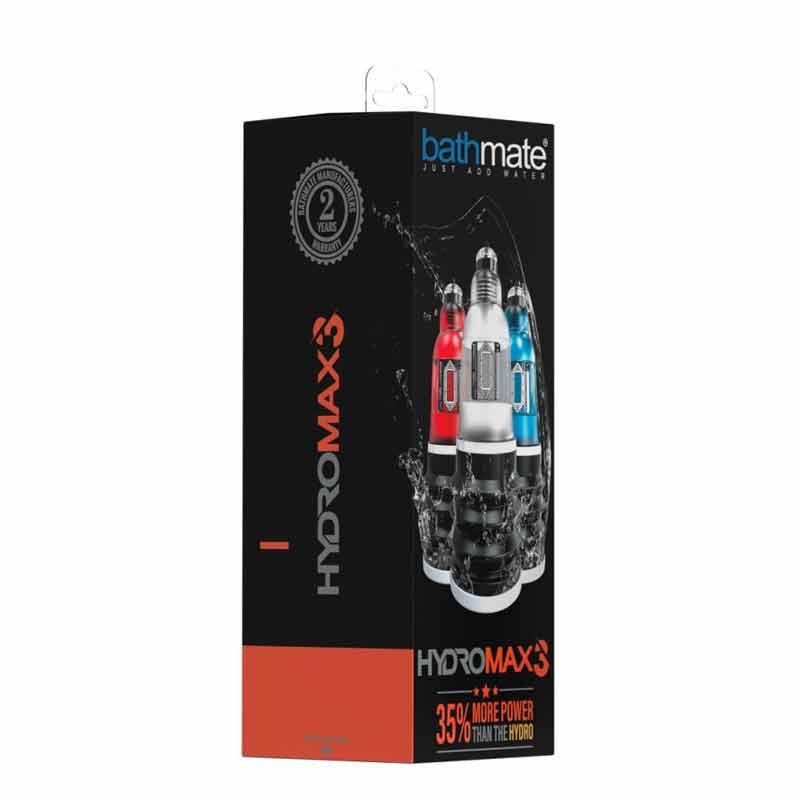 Hidropompa Bathmate HYDROMAX3 Translucid