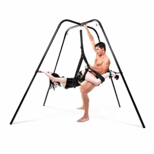 Leagan de Sex Fantasy Swing Stand