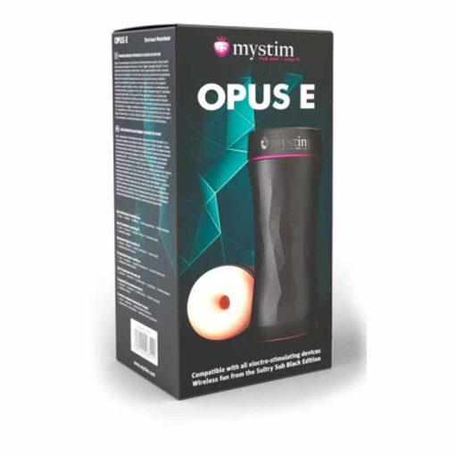 Masturbator Electro-Sex Mystim Opuse Donut