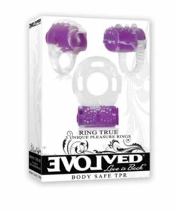 Set Inele Ring True Kit Evolved