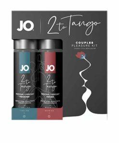 Set Lubrifiant 2 To Tango JO