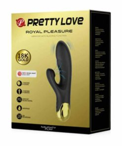 Vibrator Pretty Love Royal Pleasure Naughty