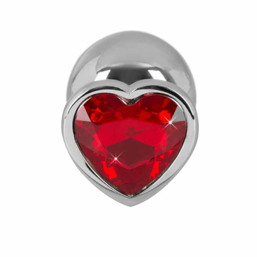 Butt Plug Metal Diamond Medium You2Toys