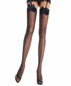 Ciorapi Cu Funda Sheer Thigh Highs