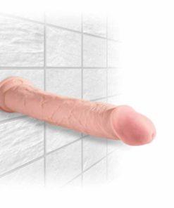 Dildo Ventuza King Cock Triple Density 11Inch