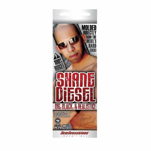Dildo cu Ventuza Shane Diesel Ns Toys