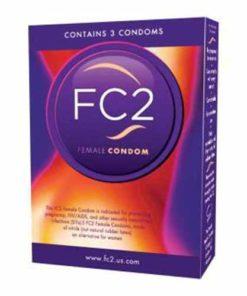 Prezervative Pentru Femei Fc2 3 Bucati