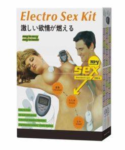 Set Electrosocuri Electro Sex Debra