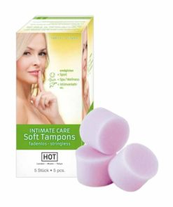 Tampoane Profesionale Moi Hot Intimate Care