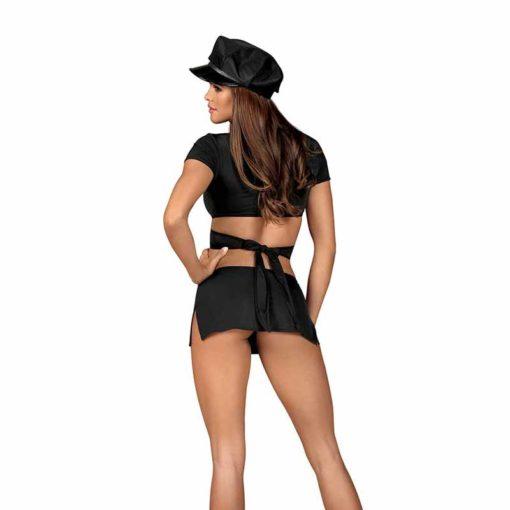 Uniforma Sexy De Politie Obsessive