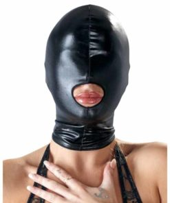 Masca Fetish Bad Kitty Mask Black