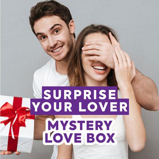 Set Cadou Pentru Cupluri Mystery Box