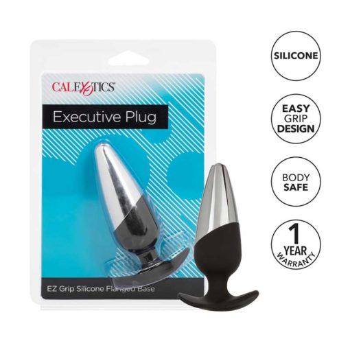 Butt Plug CalExotics EZ Grip