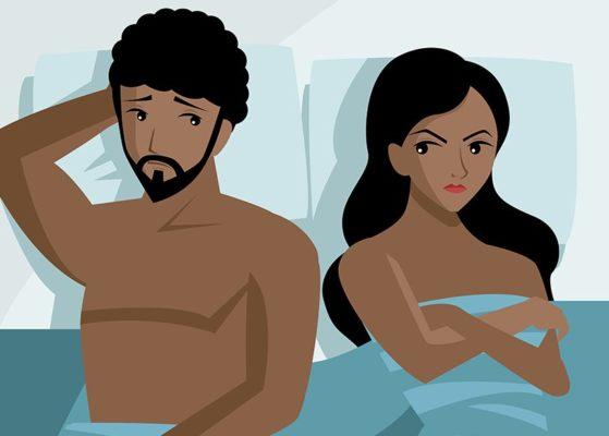 Top 8 tabuuri in pat la femei