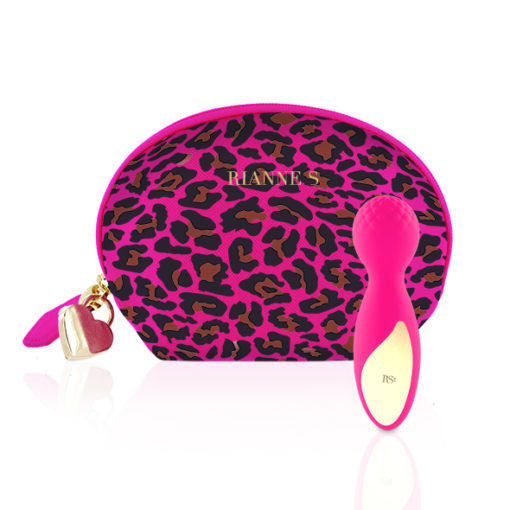 Vibrator Mic Rs Essentials Lovely Leopard