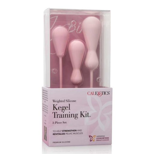 Set 3 Bile Vaginale Weighted Silicon