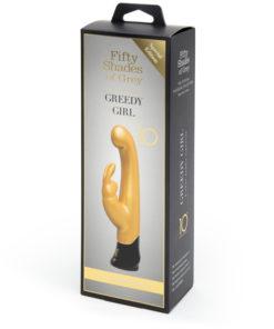 Vibrator Punct G Greedy Girl Fifty Shades of Grey