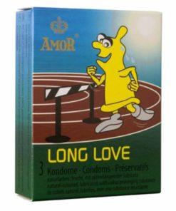 Prezervative Amor Long Love